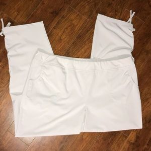 ZENERGY BY CHICO'S PULL ON STRETCH PANTS SZ 3 (XL)
